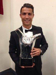 Christiano Ronaldo 31Aug2014
