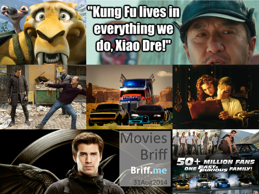 Movies Briff 31Aug2014