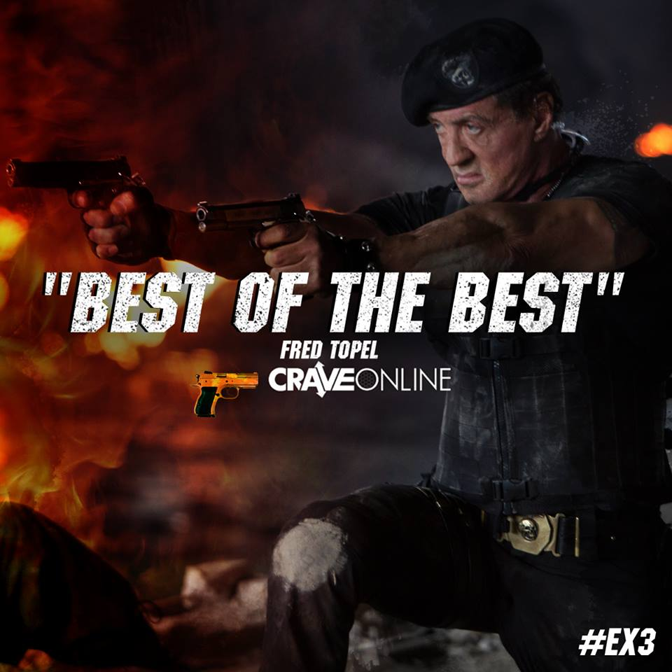 The Expendables Best