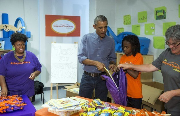 Barack Obama BuzzFeed