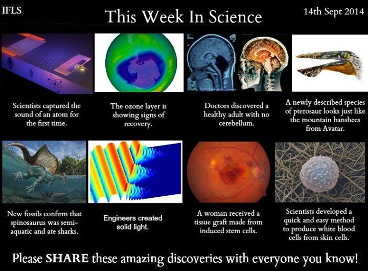 Discoveries I Fucking Love Science