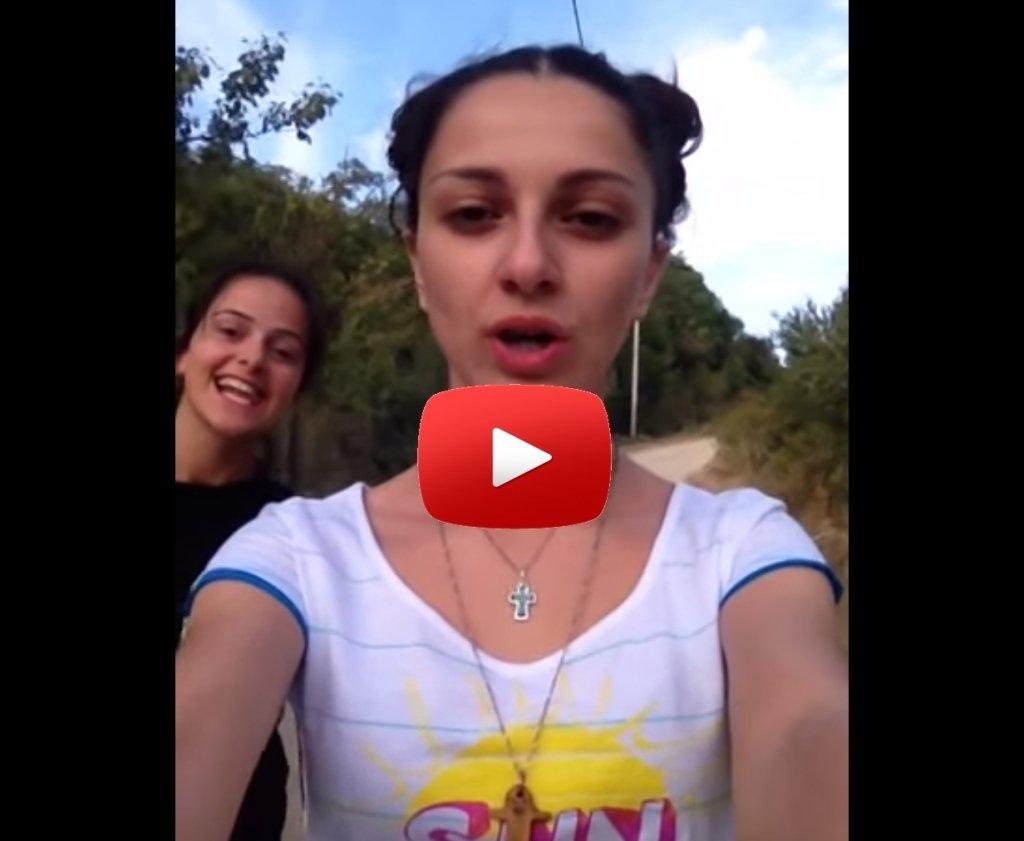 Georgian Girls Trio Song
