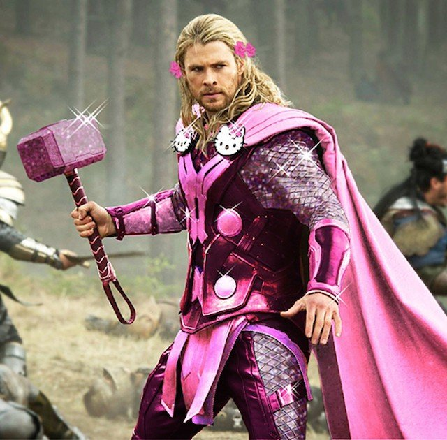 Hello Kitty Thor Distractify