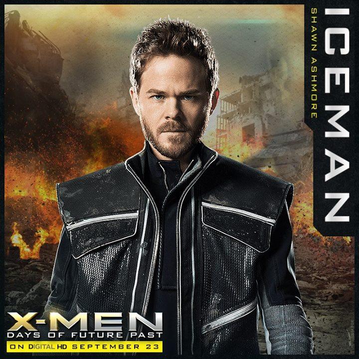 Iceman X-Men Movies