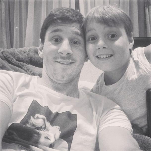 Messi Agus Leo Messi