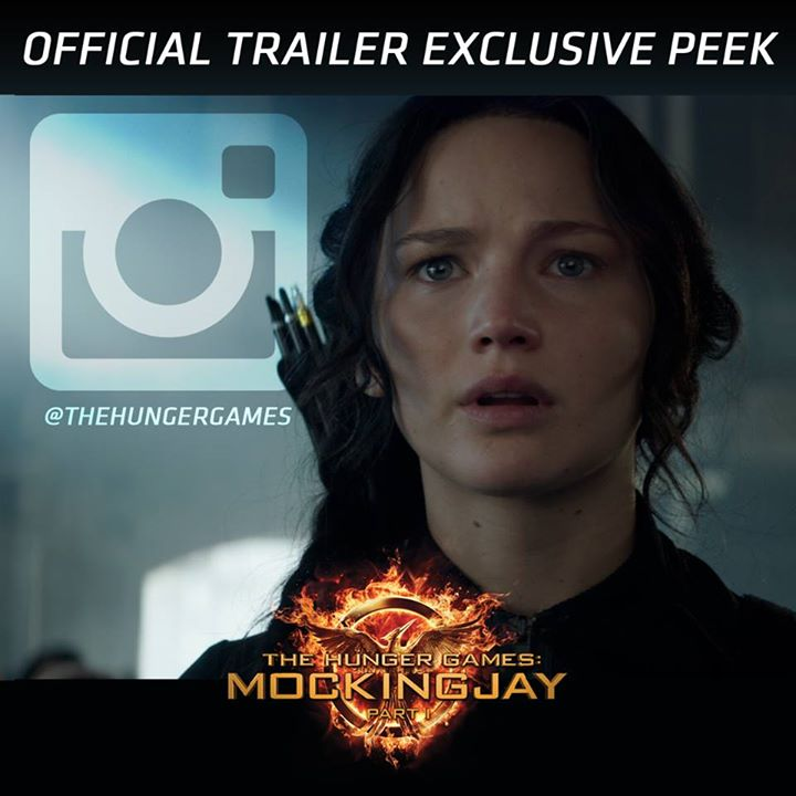 Mockingjay Part 1 The Hunger Games