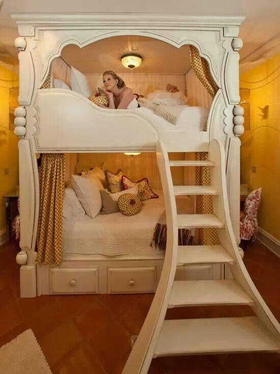 Princess Bunk Beds Stylish Eve