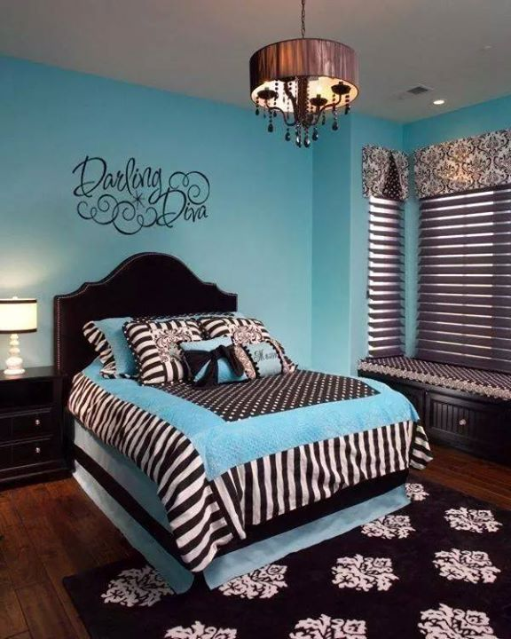 Teenage Girl Bedroom Stylish Eve