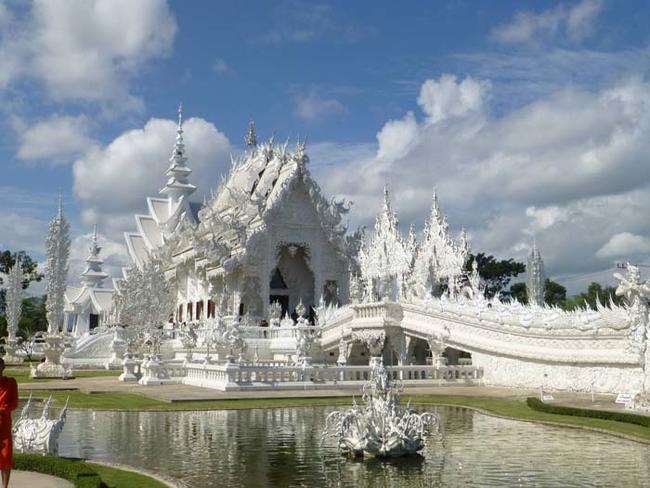 White Temple ViralNova