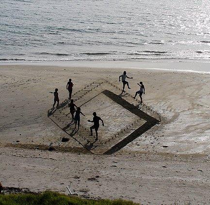 3D Sand Art by Jamie Harkins 1