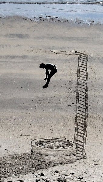 3D Sand Art by Jamie Harkins 9