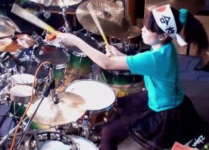Japanese Kid Best Drummer Senri Kawaguchi