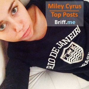 Miley Cyrus Top Posts
