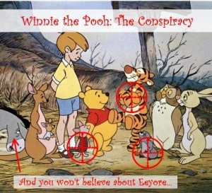 Winnie the Pooh: The Conspiracy