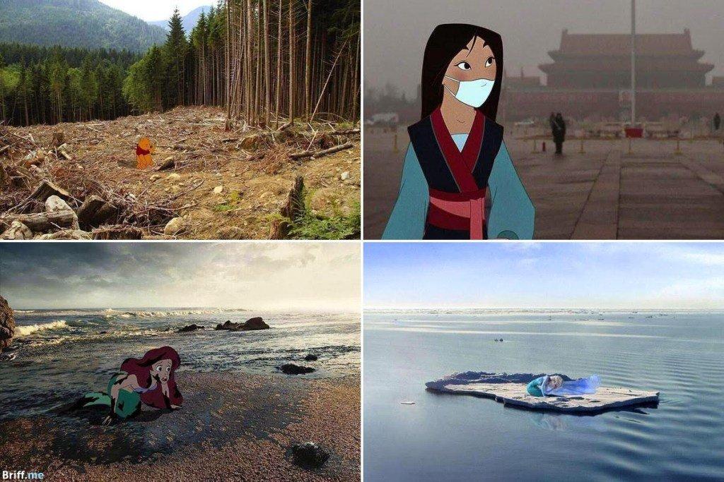 Disney meets Climate Change