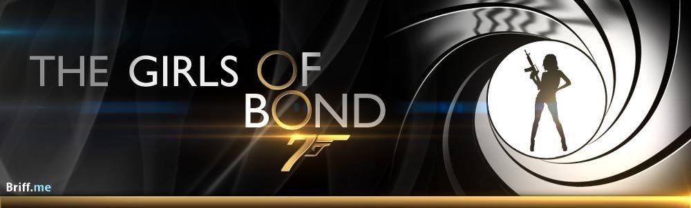 James Bond Girls Timeline