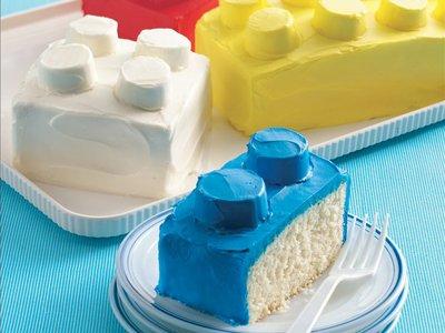 Lego Cake 12 Eat It