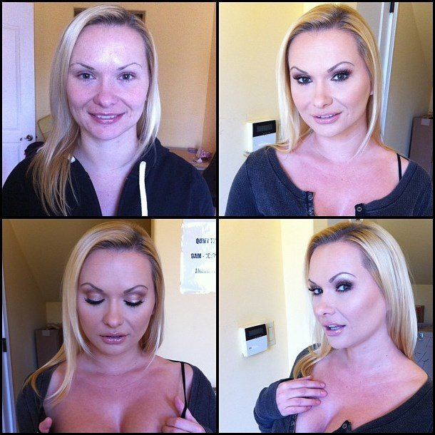Porn Stars Without Makeup 2 Katja Kassin