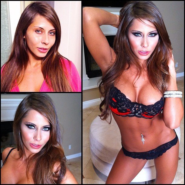Porn Stars Without Makeup 5 Madison Ivy