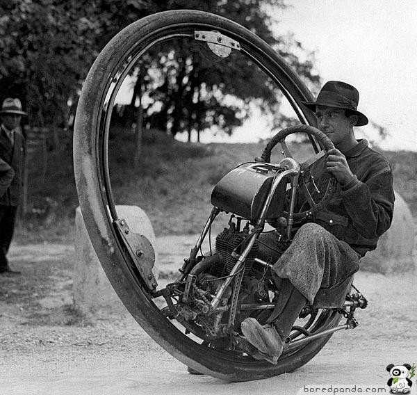 Sports before Technology - Motorcycle Racing 1931