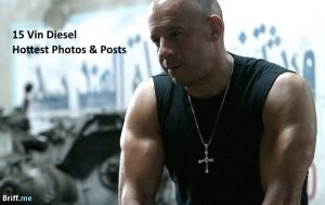Vin Diesel Hottest Photos