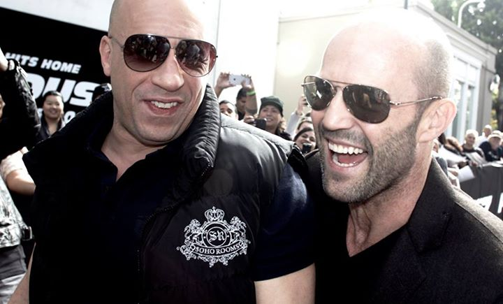 Vin Diesel Hottest Photos 4 Jason Statham