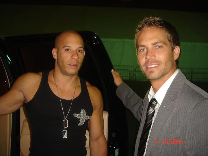 Vin Diesel Hottest Photos 8 Paul Walker