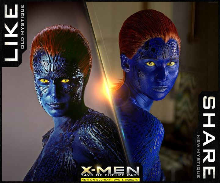 Classy Drinks Announced and An Emotional Graph - Movies Briff X Men Girl Power Form