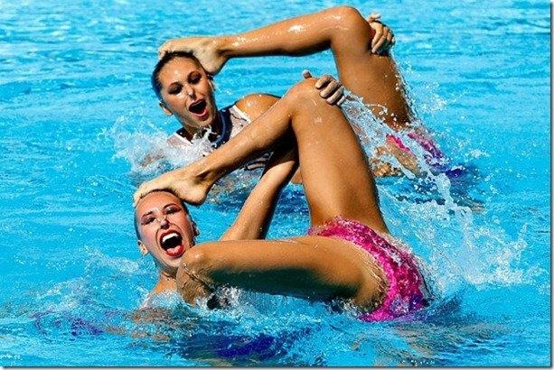 synchronized swimming funny photos 12