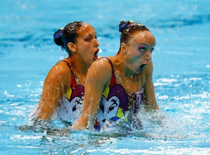 synchronized swimming funny photos 13