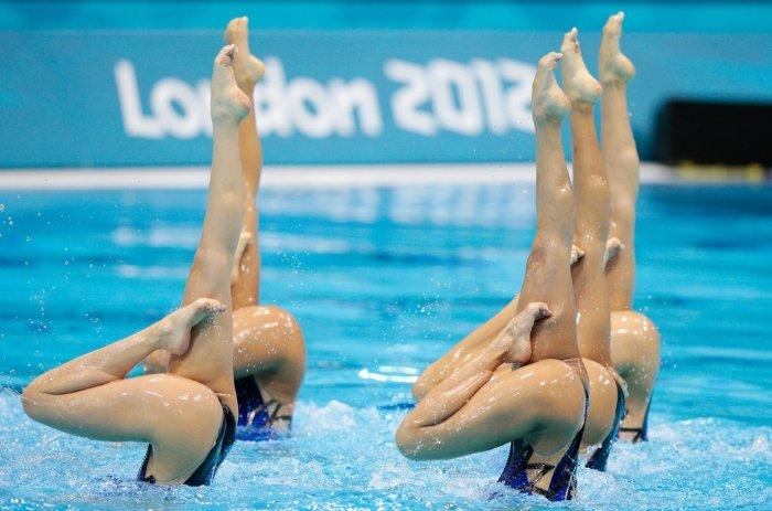synchronized swimming hot photos 14