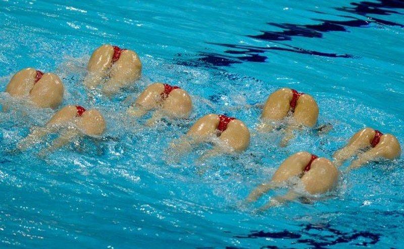 synchronized swimming hot photos 15