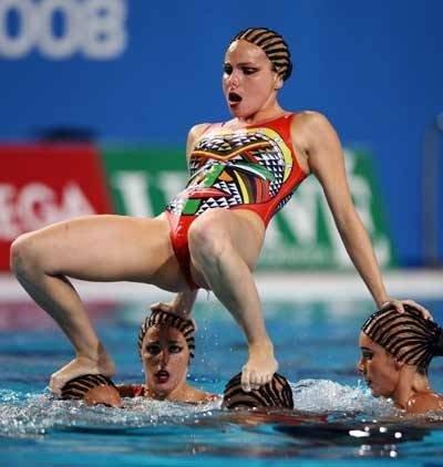 synchronized swimming sexy photos 17