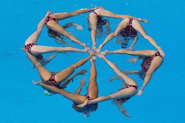 synchronized swimming funny photos 21