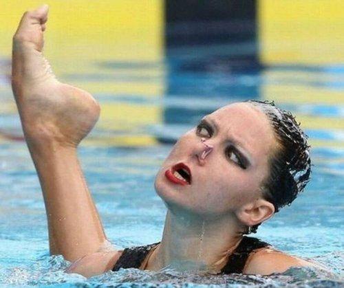 synchronized swimming funny photos 25