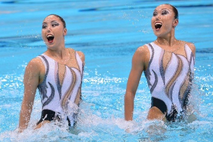 synchronized swimming funny photos 3