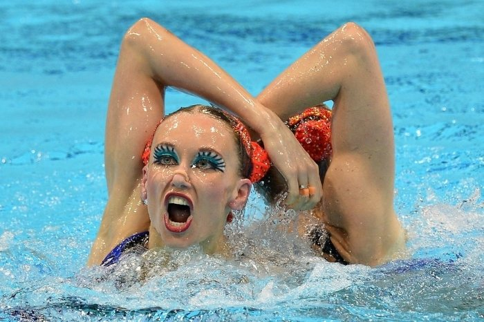 synchronized swimming scary photos 4