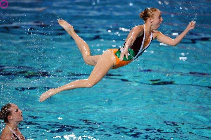 synchronized swimming fail photos 6