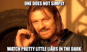 """Pretty Little Liars"" The Best Memes"