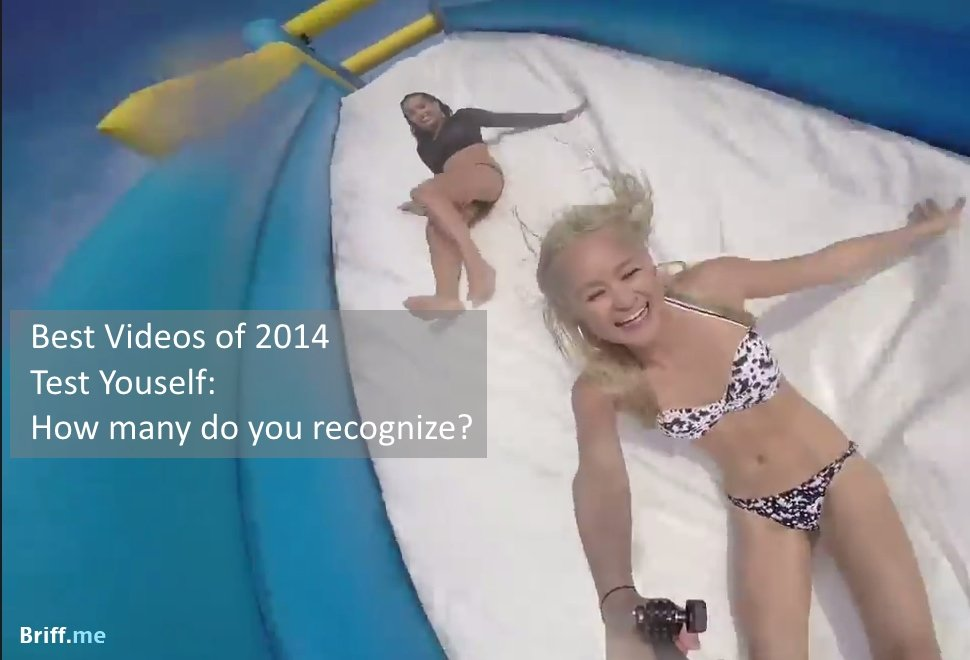 Best Videos of 2014 Test Yourself