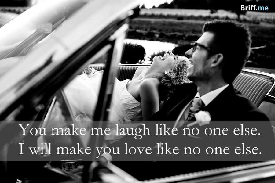 Best Wedding Quotes - Love and Laugh