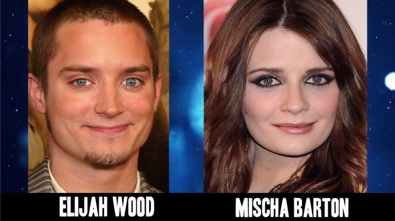 Celebrities Faces Look Alikes 5 Mischa Barton Elijah Wood