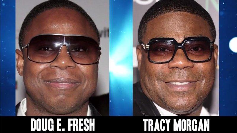 Celebrities Faces Look Alikes 6 Tracy Morgan Doug E Fresh