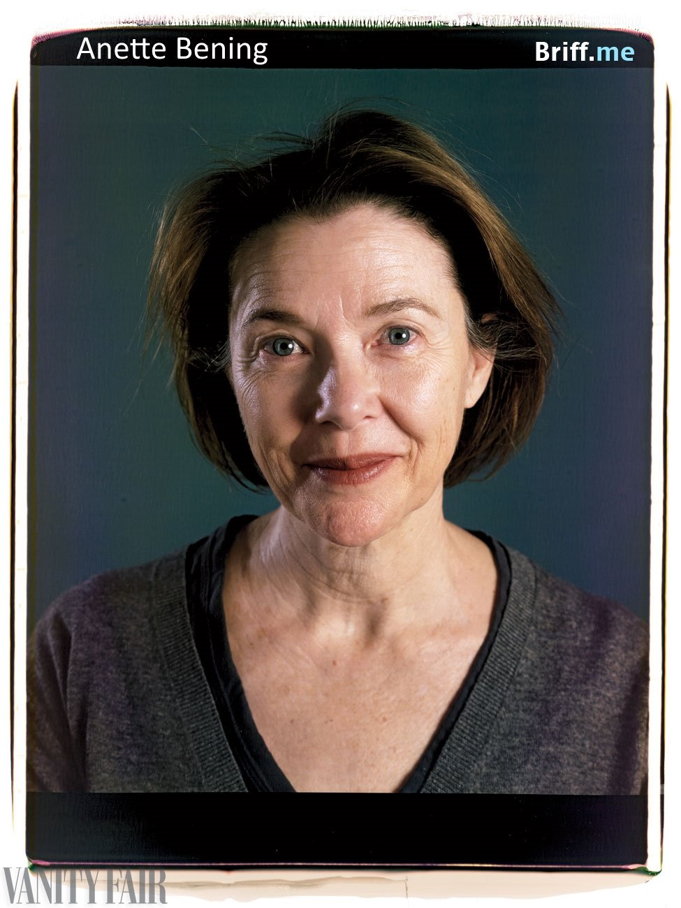 Celebrities without Makeup 12 Annette Bening