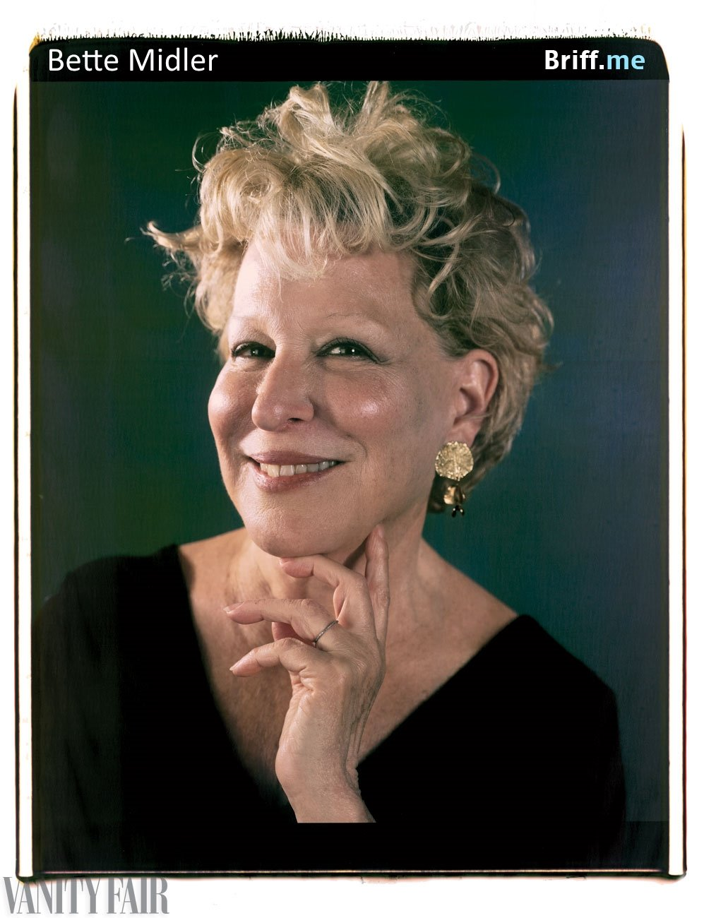Celebs without Makeup 13 Bette Midler