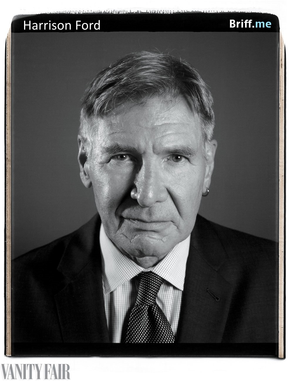 Celebrities without Makeup 15 Harrison Ford