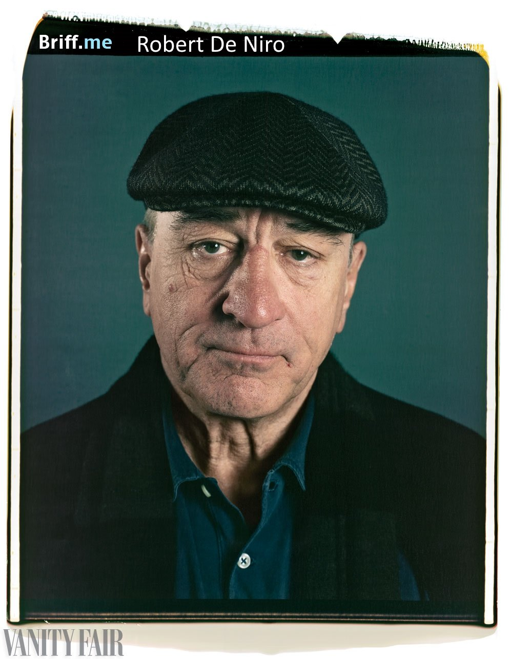 Celebrities without Makeup 3 Robert De Niro