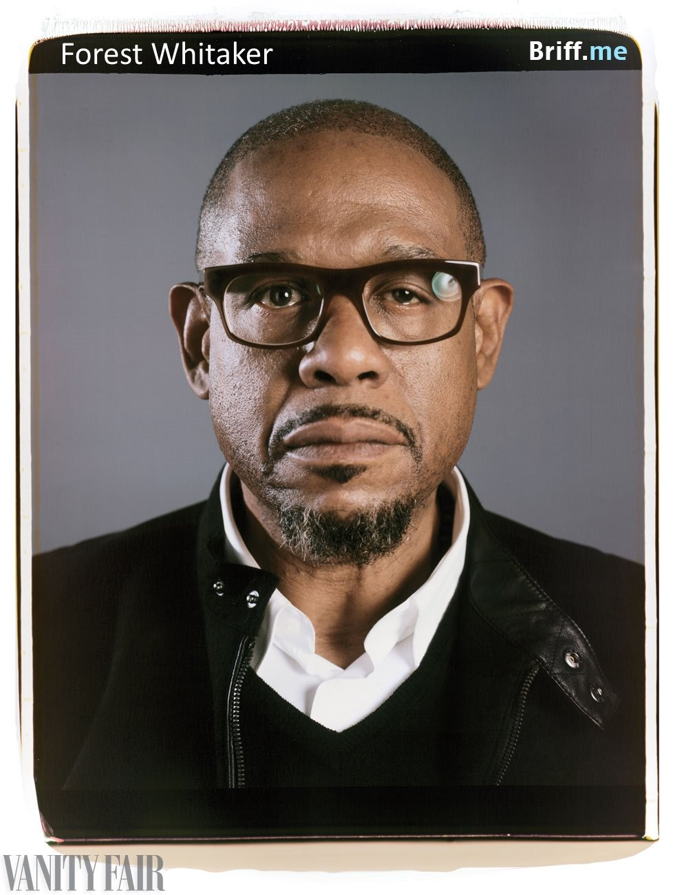 Celebrities without Makeup 5 Forest Whitaker