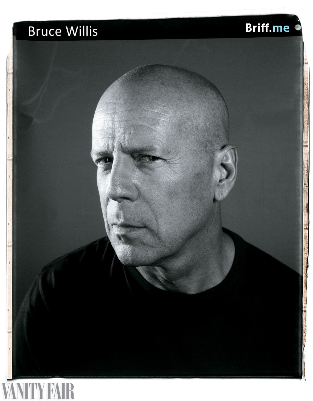 Celebrities without Makeup 7 Bruce Willis