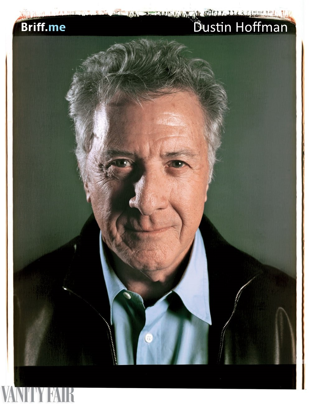 Celebrities without Makeup 9 Dustin Hoffman